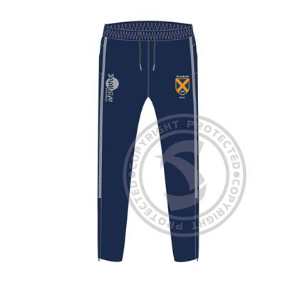 St Albans RFC Club Shop images - Tapered Training Pant - Stock - Front