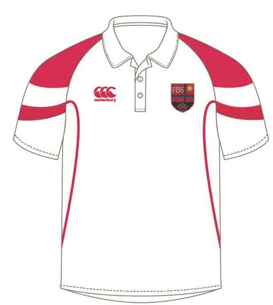 FBS Polo - Red