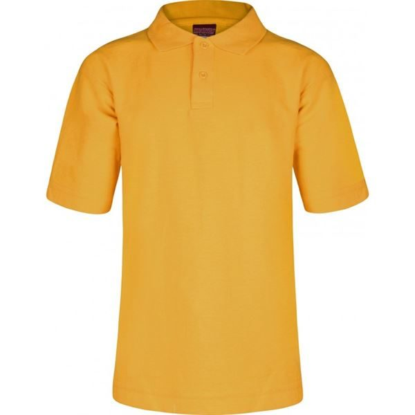 polo-shirts gold