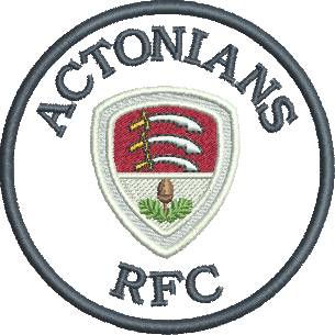 ACTONIANS RFC LOGO
