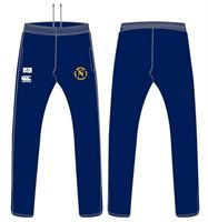 Stretched Tapered Pants NAVY