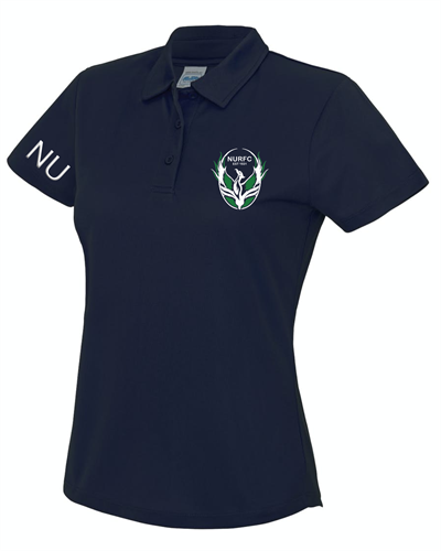 NURFC Pre-Match Polo (Womens Fit) (JC045)