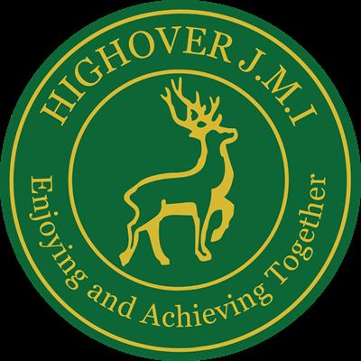 Highover Logo - enjoying and achieving (Transparent)