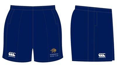 Norwich RFC Junior Professional Shorts