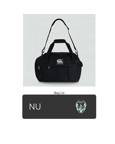 NURFC Gym Bag (CCC Teamwear MEDIUM SPORTSBAG)