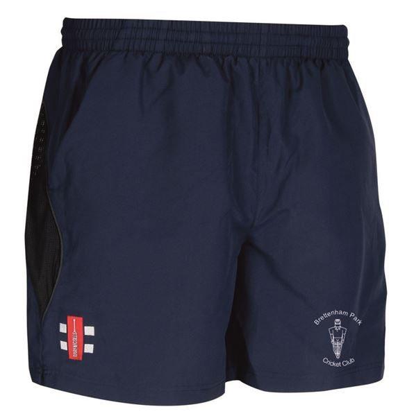 Brettenham Park CC Shorts navy