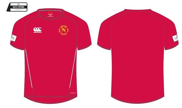 Team Dry Tee RED