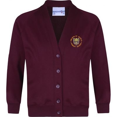 St Mary's Cardigan Adults Sizes