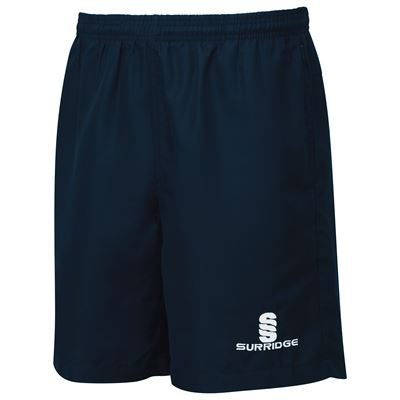 BSCC Surridge Polywaffle Training Shorts  Senior