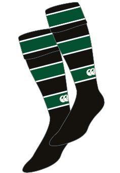 newLangley Socks - Boys 2 Sized Stripe Sock