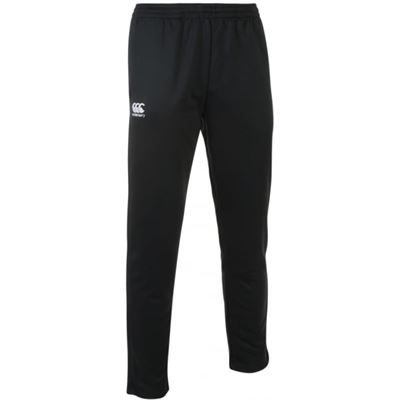 CCC Stretch Tapered Pants Black