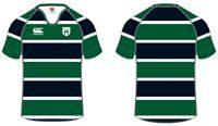 Langley Canterbury Rugby Shirt Senior COMPULSORY
